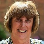 A headshot of Deputy Lieutenant of Essex Bonnie Hill MBE DL