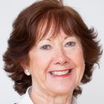 A headshot of Deputy Lieutenant of Essex Lorna Rolfe DL